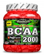 BCAA with PepForm™