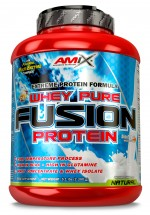 Whey Pure FUSION NATURAL